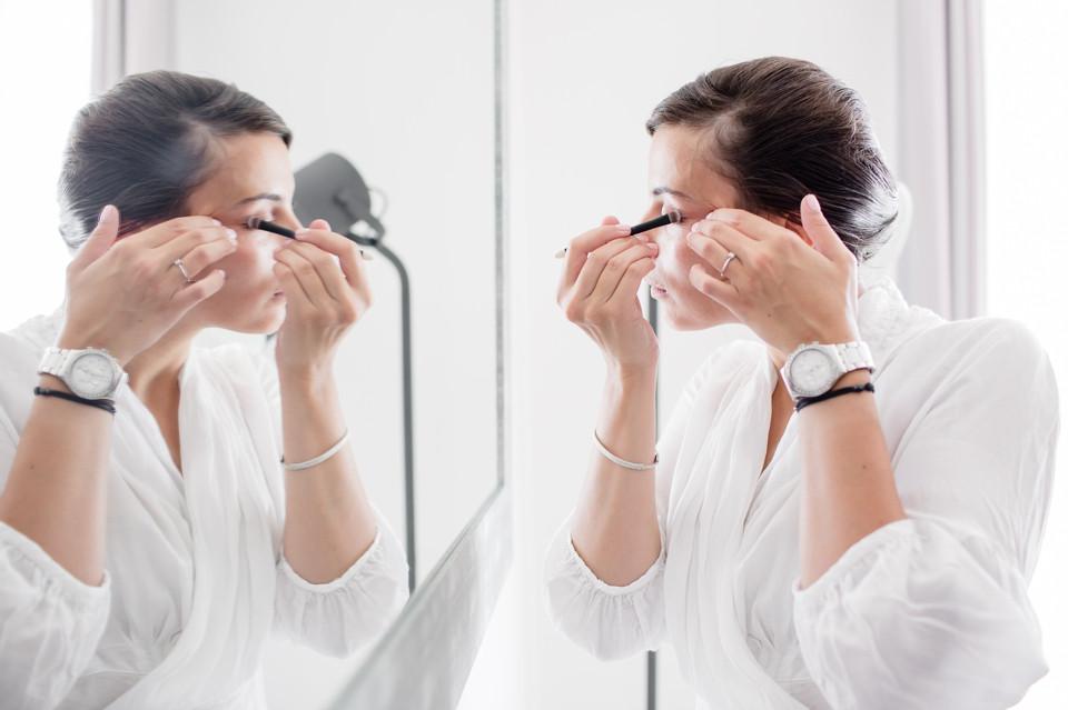 photo mariage 92 maquillage mariée bobbi brown domicile