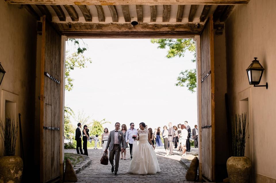 photo mariage domaine de quincampoix 91