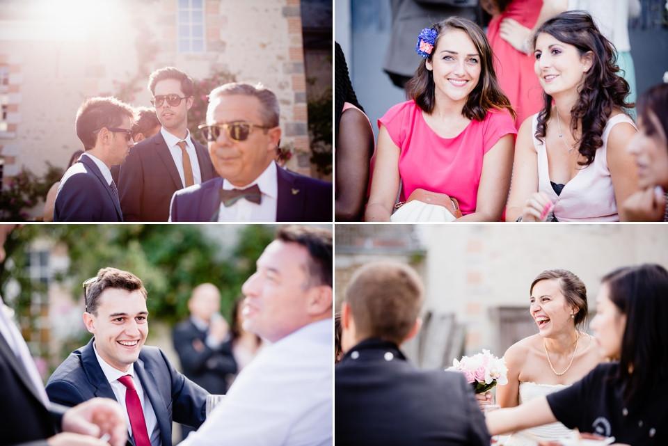 photo mariage domaine de quincampoix 91 cocktail ambiance