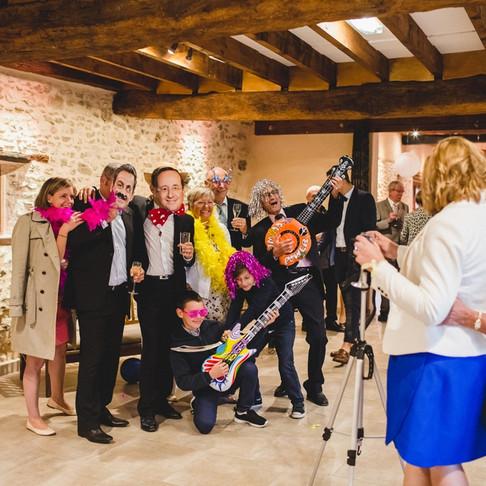 Un photobooth à votre mariage : bonne ou mauvaise idée ?
