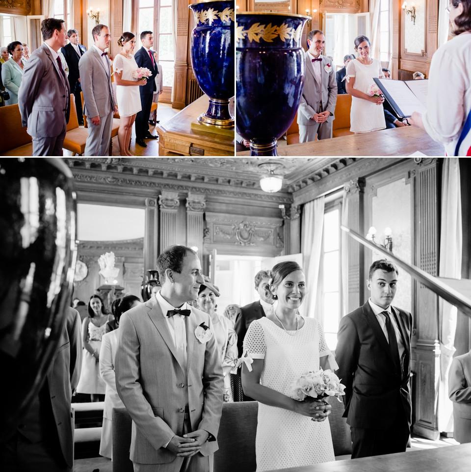photo mariage cérémonie civile sèvres 92