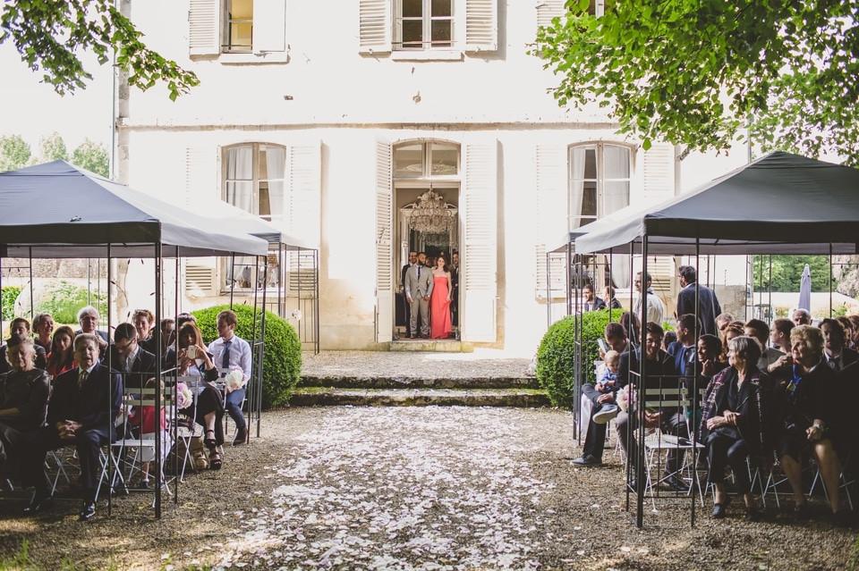 mariage Château de Changy cérémonie laïque salle réception Loiret