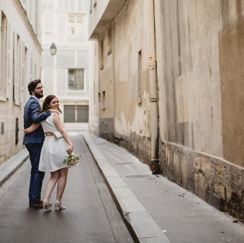 Monica & Christophe épisode 3 : Mariage intime Paris