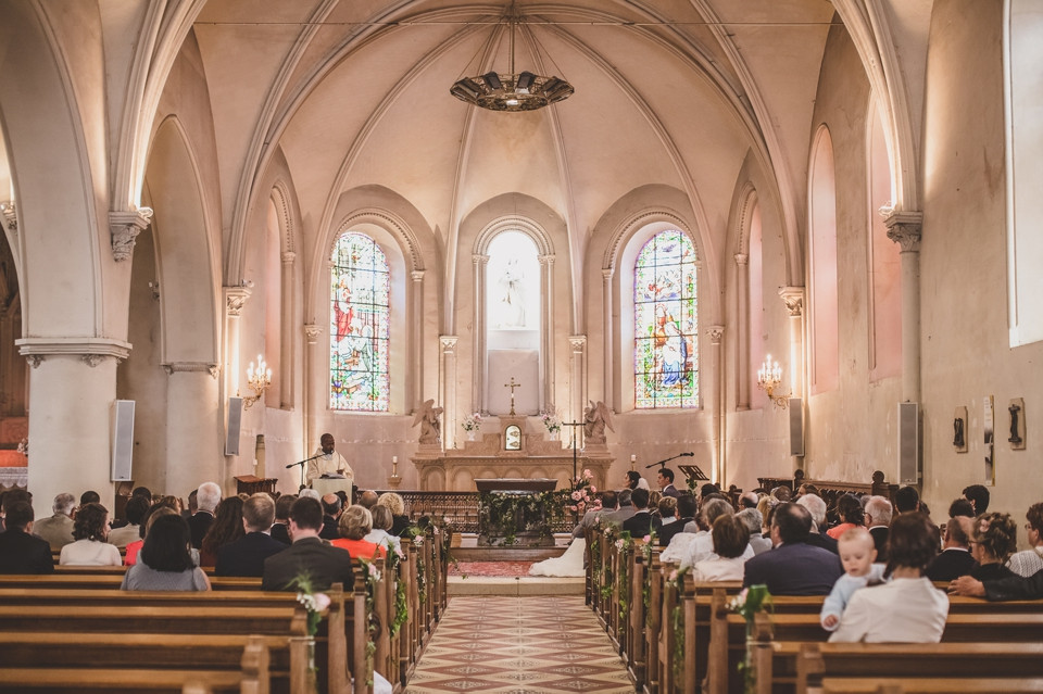 mariage domaine des evis perche cérémonie religieuse