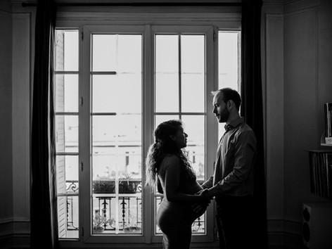 photographe grossesse paris