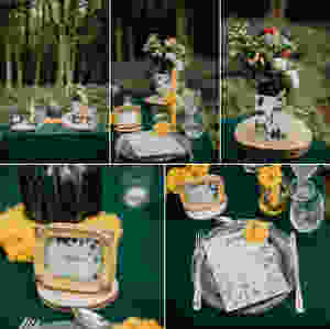 inspiration mariage nature décoration table photographe paris