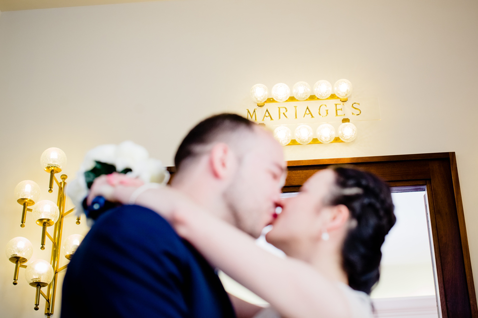 Photo mariage Montreuil mairie