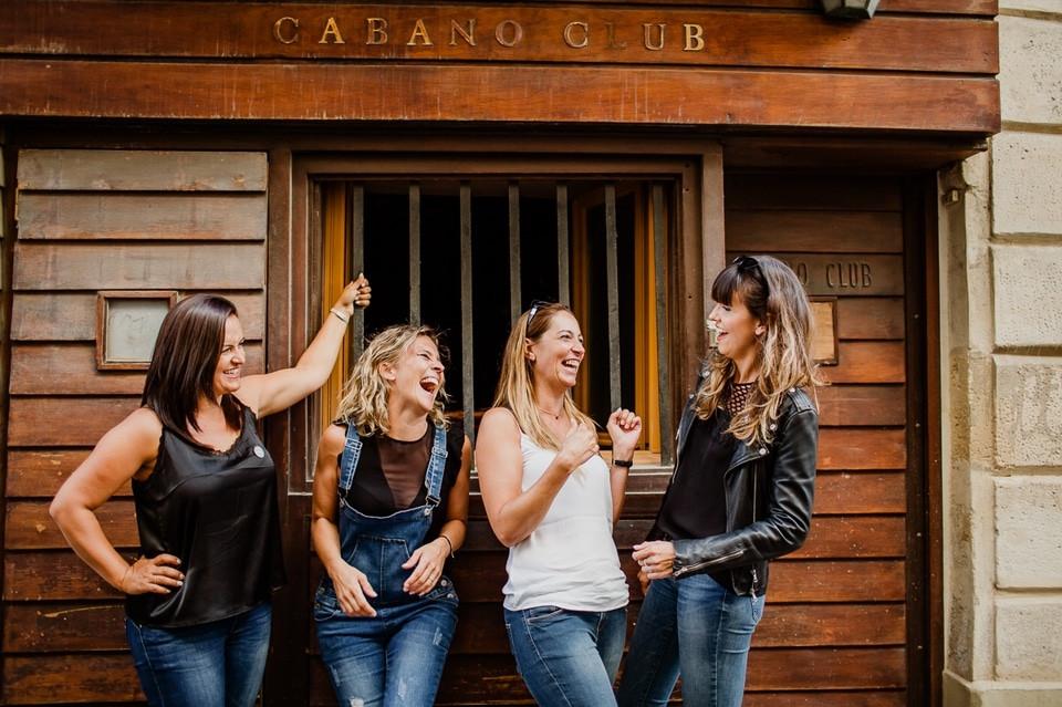 séance photo evjf paris île de la cité cabano club