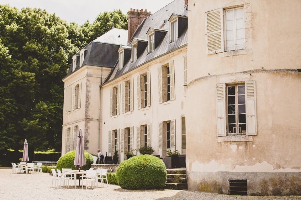 mariage Château de Changy salle de réception loiret