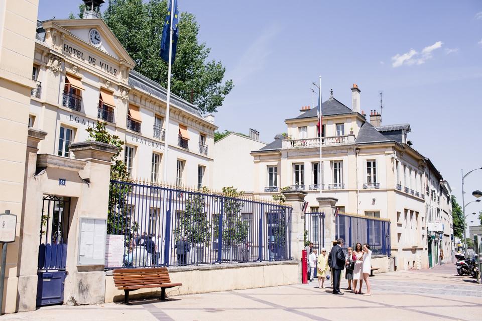 photo mariage 92 mairie Sèvres