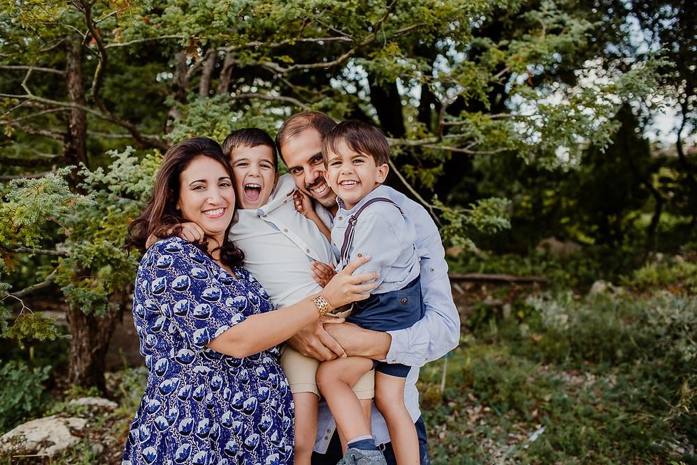 photo grossesse famille paris bois de vincennes lieu insolite - photographe famille 94