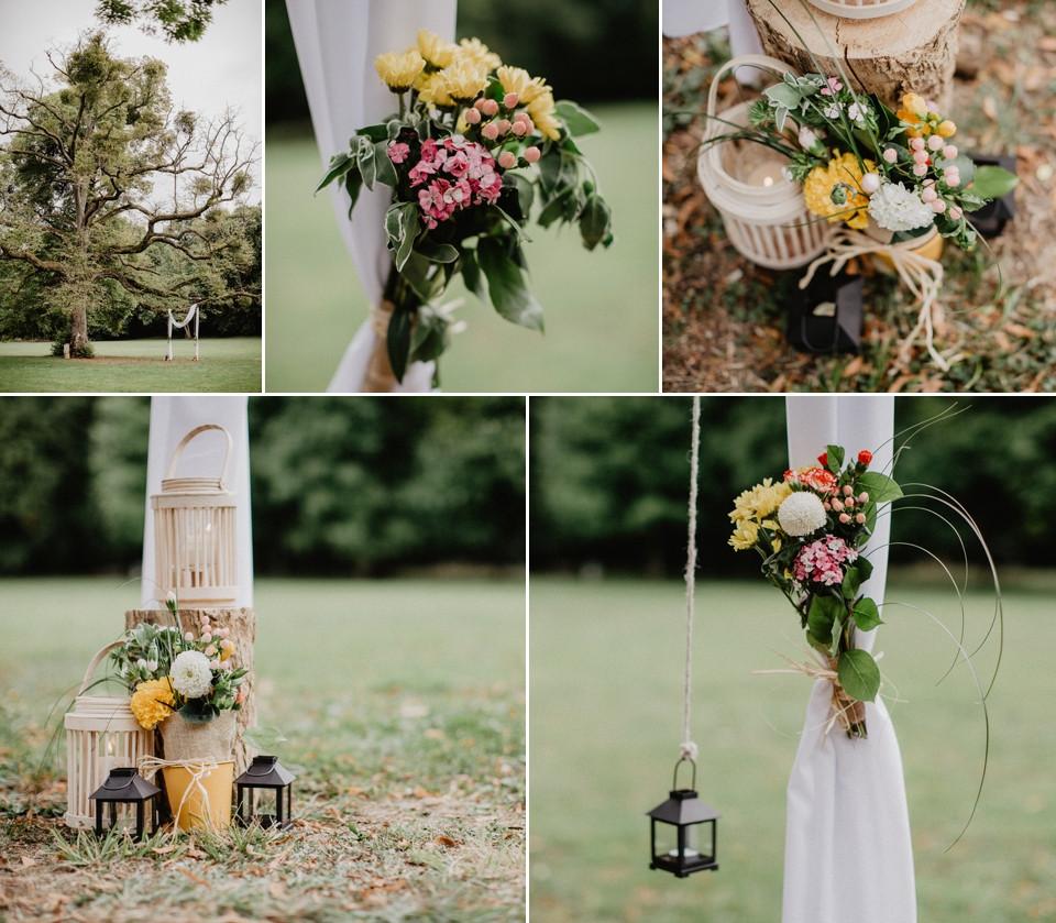 inspiration mariage nature dans les bois coupvray photographe paris