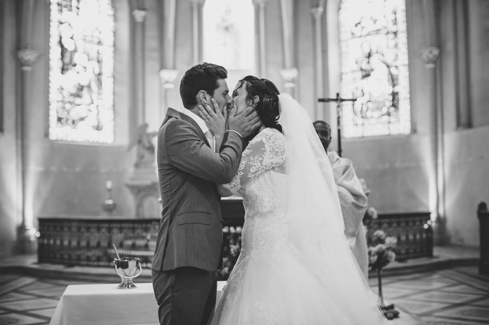 photographe mariage domaine des evis perche cérémonie religieuse