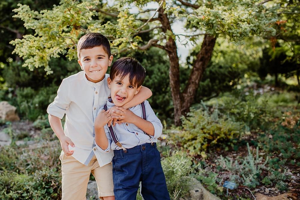 photo enfant famille paris bois de vincennes lieu insolite - photographe famille 94
