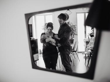 Photographe naissance Paris, 94 et IDF
