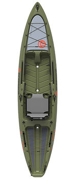 Crescent-Kayaks_Lite-Tackle_Olive_Top-Vi