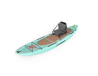 SUP-12_Teal-with-Seat_3Q1.jpg