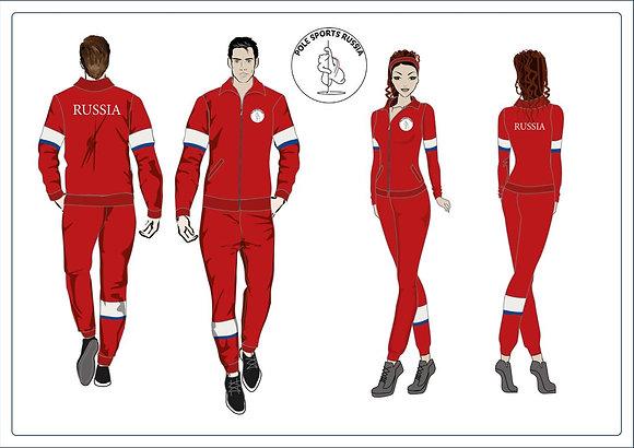 Спортивный костюм Национальной сборной команды