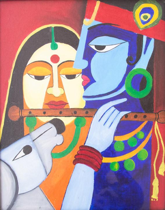 Radhe by Nikhil