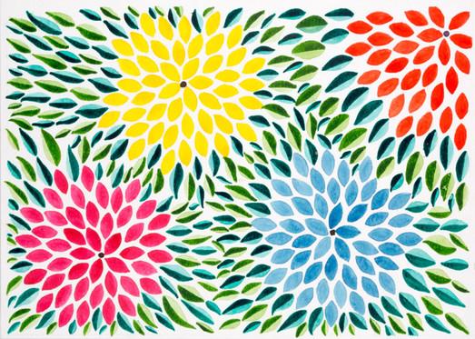 Chrysanthemum by Akash