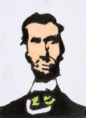 Abe by Anjana