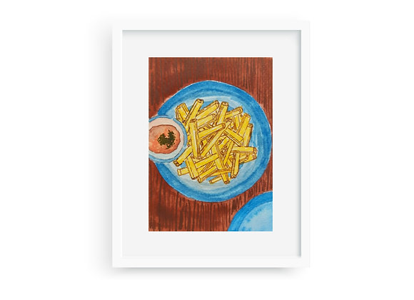 Time Fries By