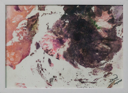 Rose Quartz I by Dhruv