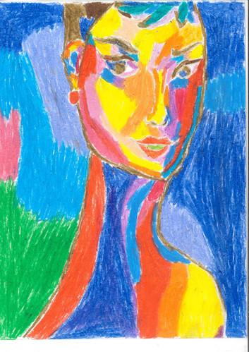 Audry I by Anjana