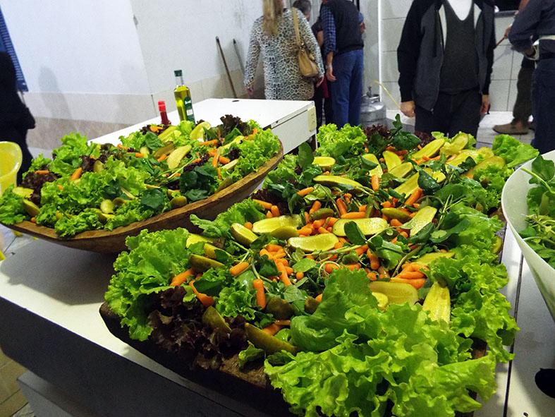 Pratinho de salada