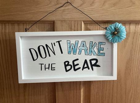 Customize Cute Decor for Your Baby Girl Bear-Themed Nursery!
