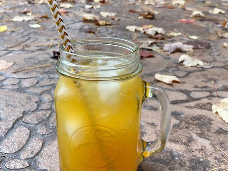 How To Make Delicious Iced Red Raspberry Leaf Tea