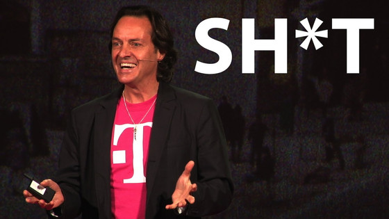 T-Mobile's CEO on Winning Market Share by Trash-Talking Rivals