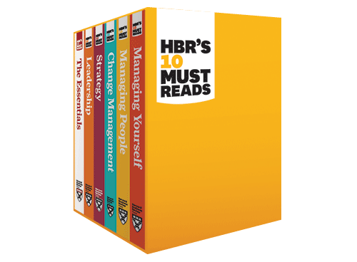 Change Management Needs to Change: Harvard Business Review