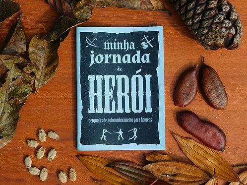 Cadernico Minha Jornada de Herói