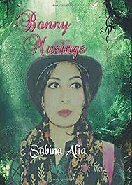 Sabina Alia_Bonny Musings (Front Cover).