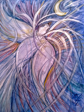 Art and Poetry of Elaine Yanni