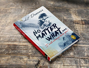 Rohit Dawesar_No Matter What (Front Cove