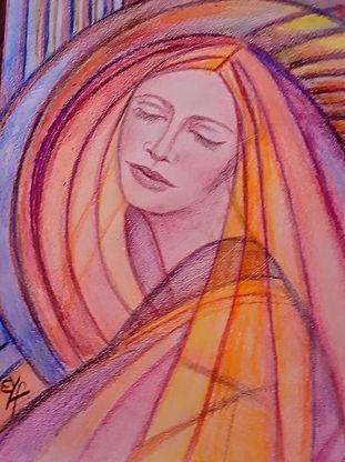 Elaine Yanni Fink_Artesia Pencil Drawing