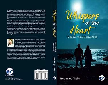 Whispers of the Heart by Jyotirmaya Thak