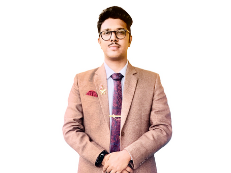 Feature of Author, Sandesh Ghimire