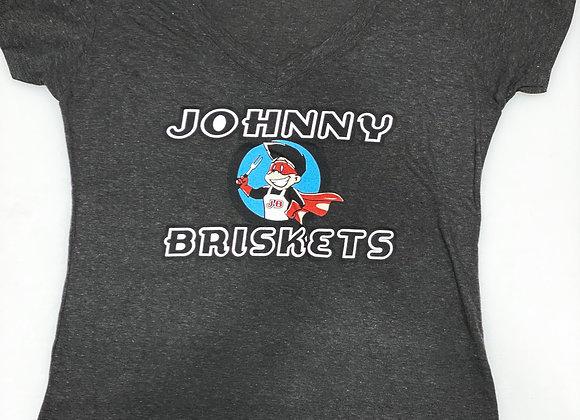 Johnny Briskets Women's T-Shirt