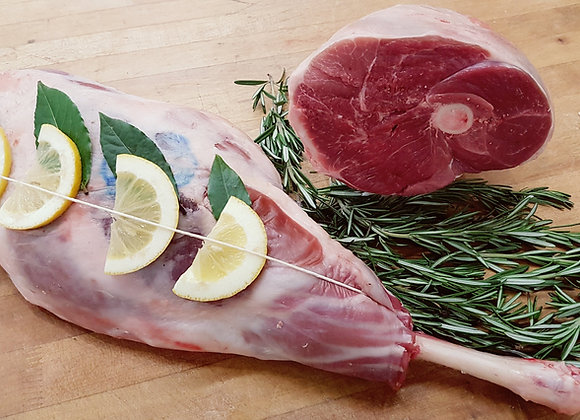 Bone-in Leg of Lamb