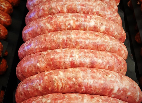 Oktoberfest Sausage