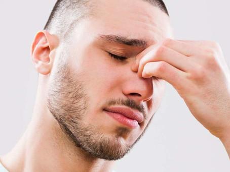 Decocção para sinusite
