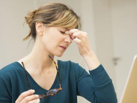 Decocção para alívio da cefaleia tensional