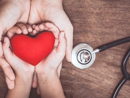 Decocção diária para um coração saudável