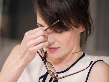 Decocção para dor de cabeça associada à estagnação