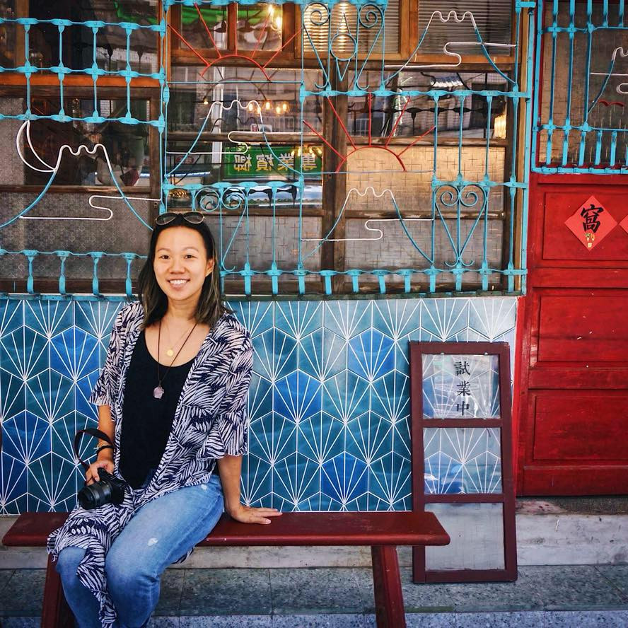 Food Travel Writer Yone Liau from Flavour Journey.