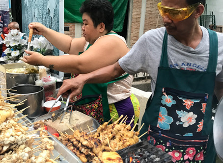 Chinatown, Old Town and Khao San Road Streetfood