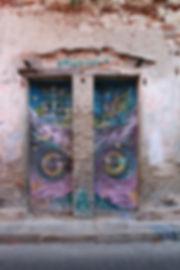 These Foreign Roads - Cartagena - Graffi